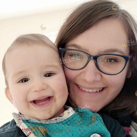 Accompagnement sommeil bébé (5 mois)