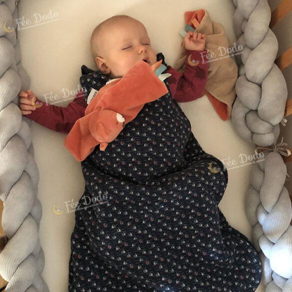 Accompagnement sommeil bébé (4 mois)
