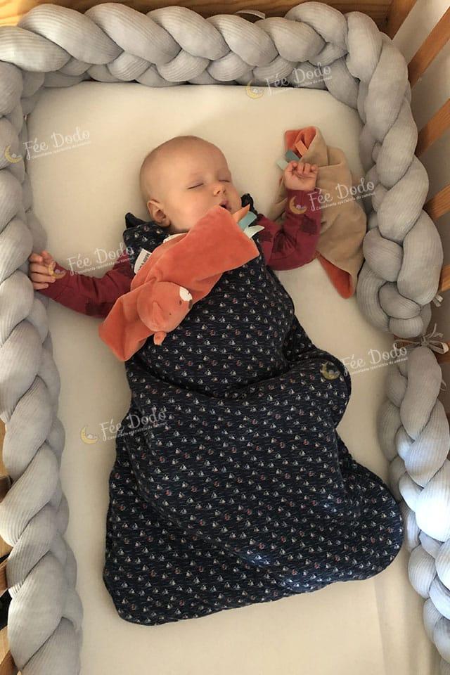 sommeil bébé 4 mois
