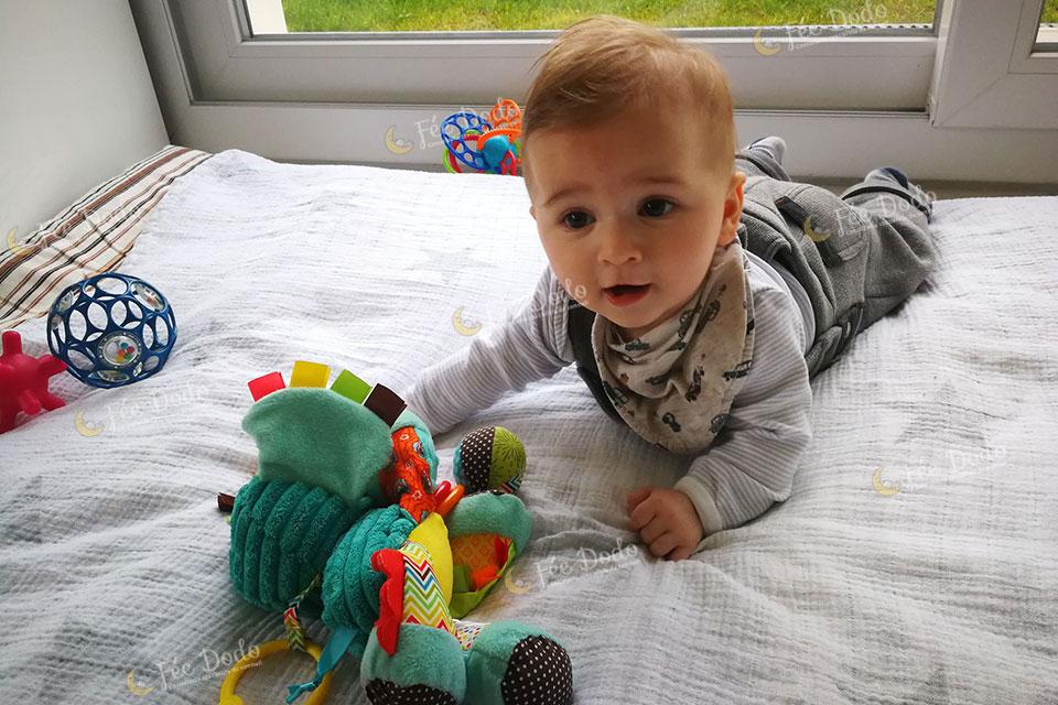 sommeil bébé 7 mois