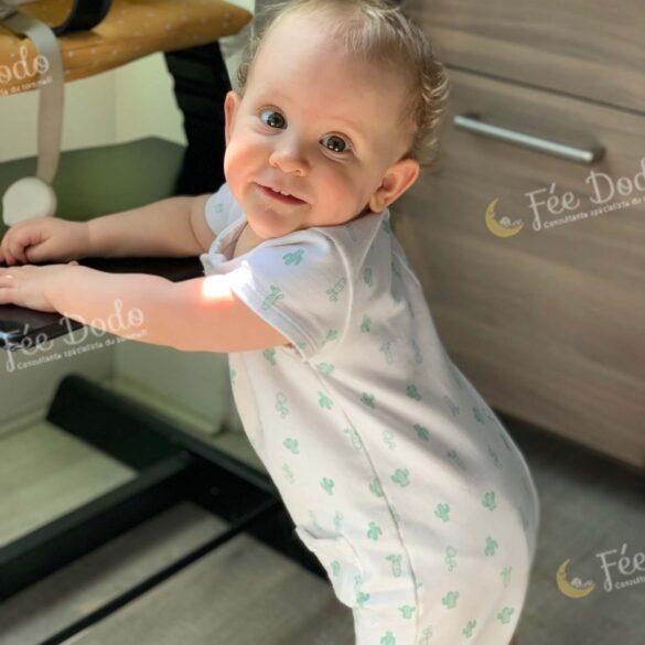 Accompagnement sommeil bébé (7 mois)