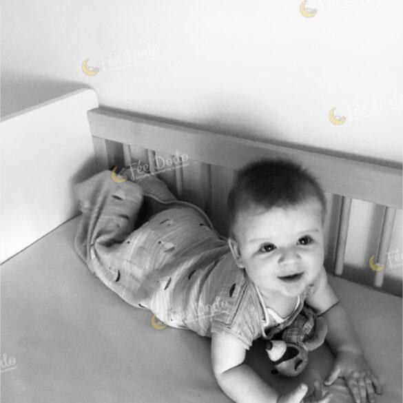 Accompagnement sommeil bébé 3 mois