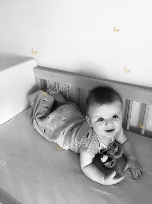 Sommeil bébé 3 mois
