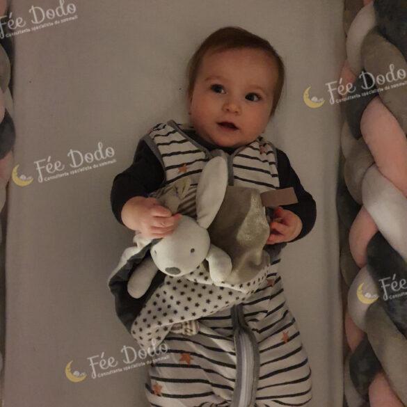 Accompagnement sommeil bébé RGO (6 mois)