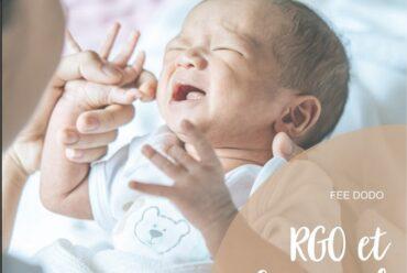 RGO et sommeil de bébé